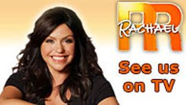 This is a 'live' page to the Rachel Ray show